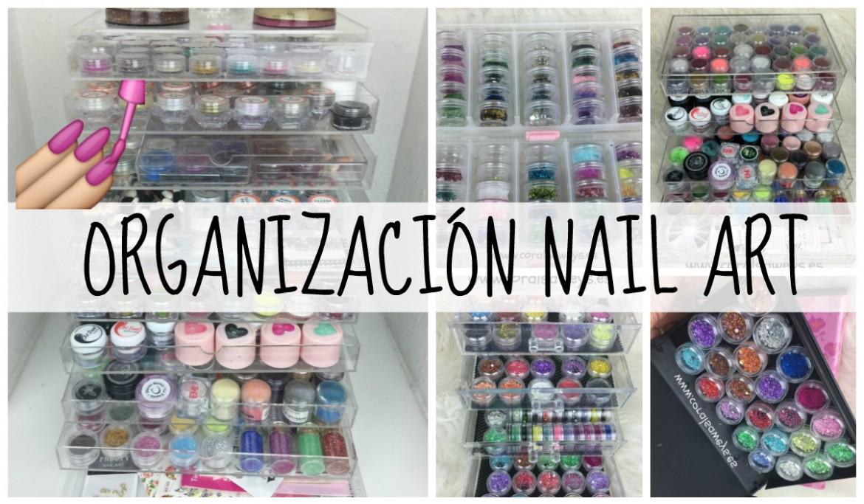 Organización Nail Art