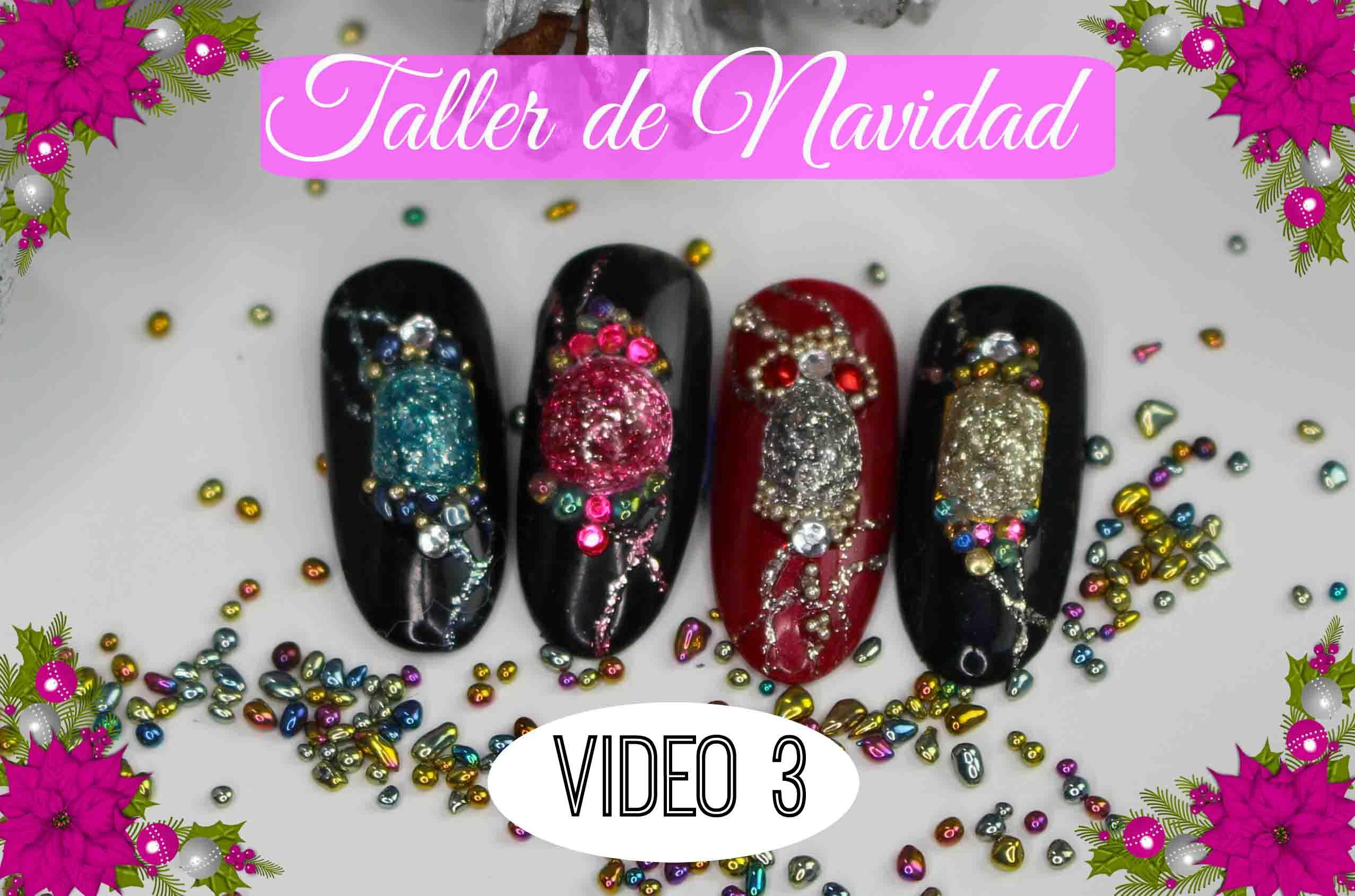 Taller de Navidad Online (Video 3)
