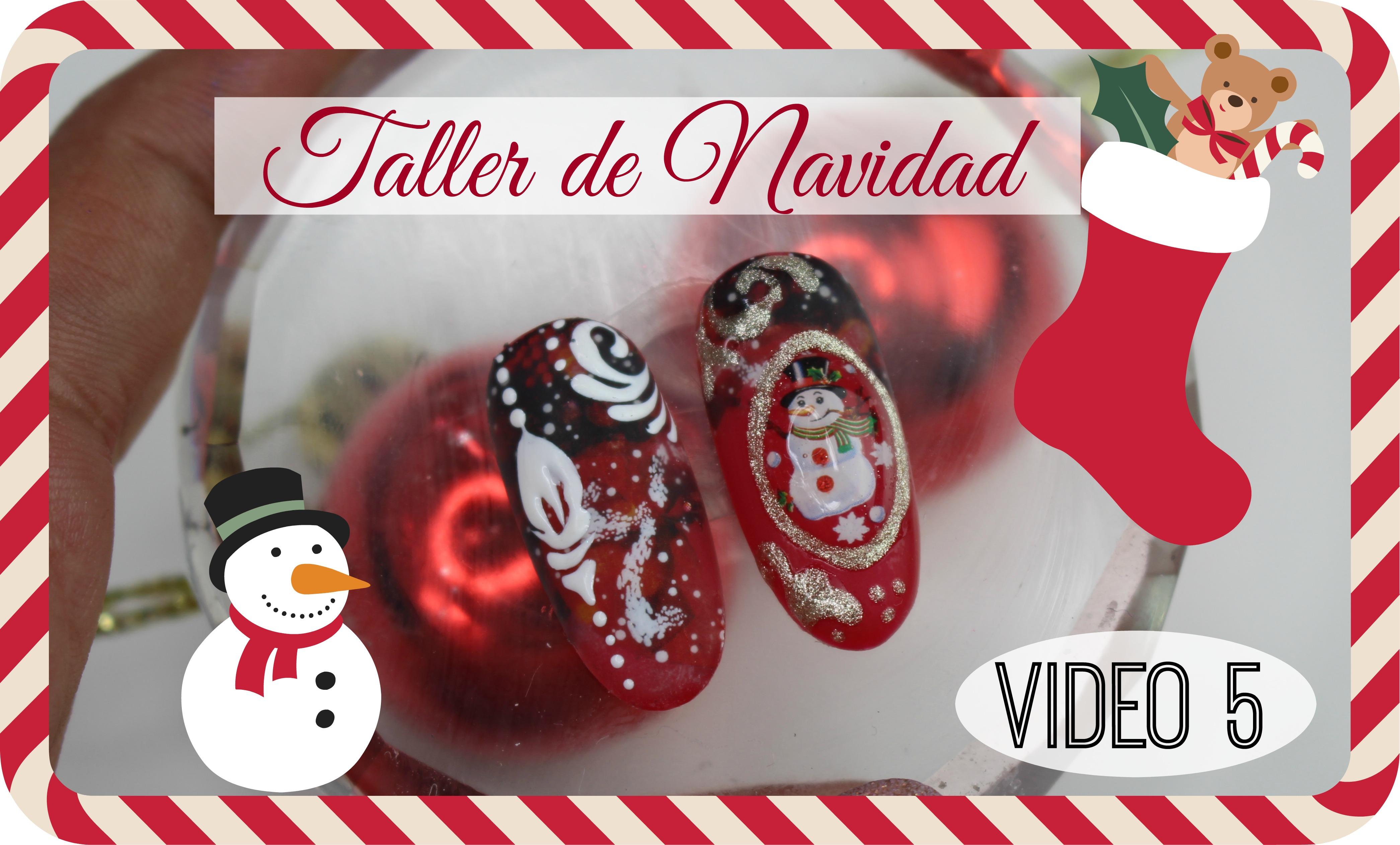 Taller de Navidad Online (Video 5)