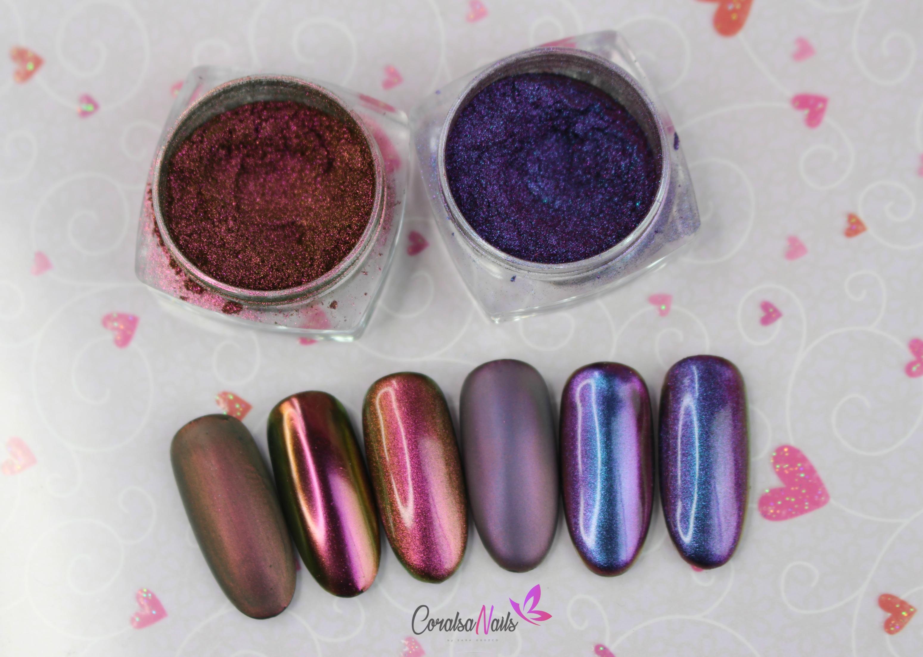 Como aplicar Pigmentos (Distintos Efectos)