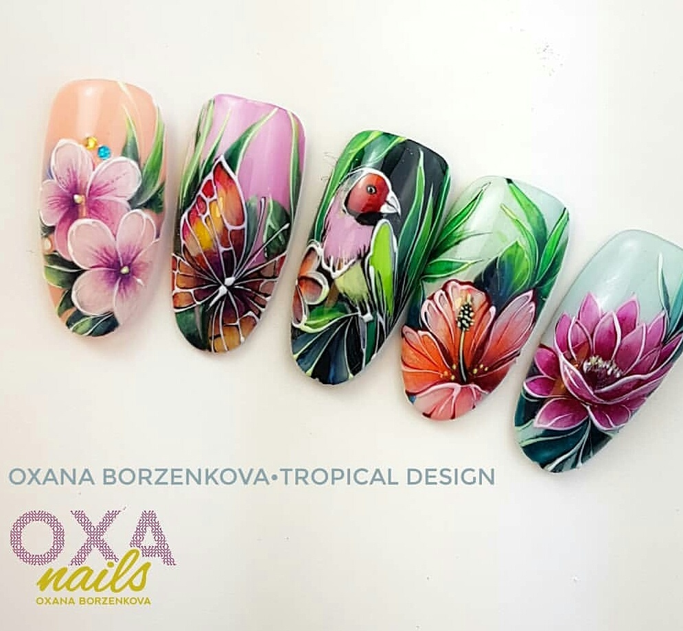 Campus Internacional OXA NAILS