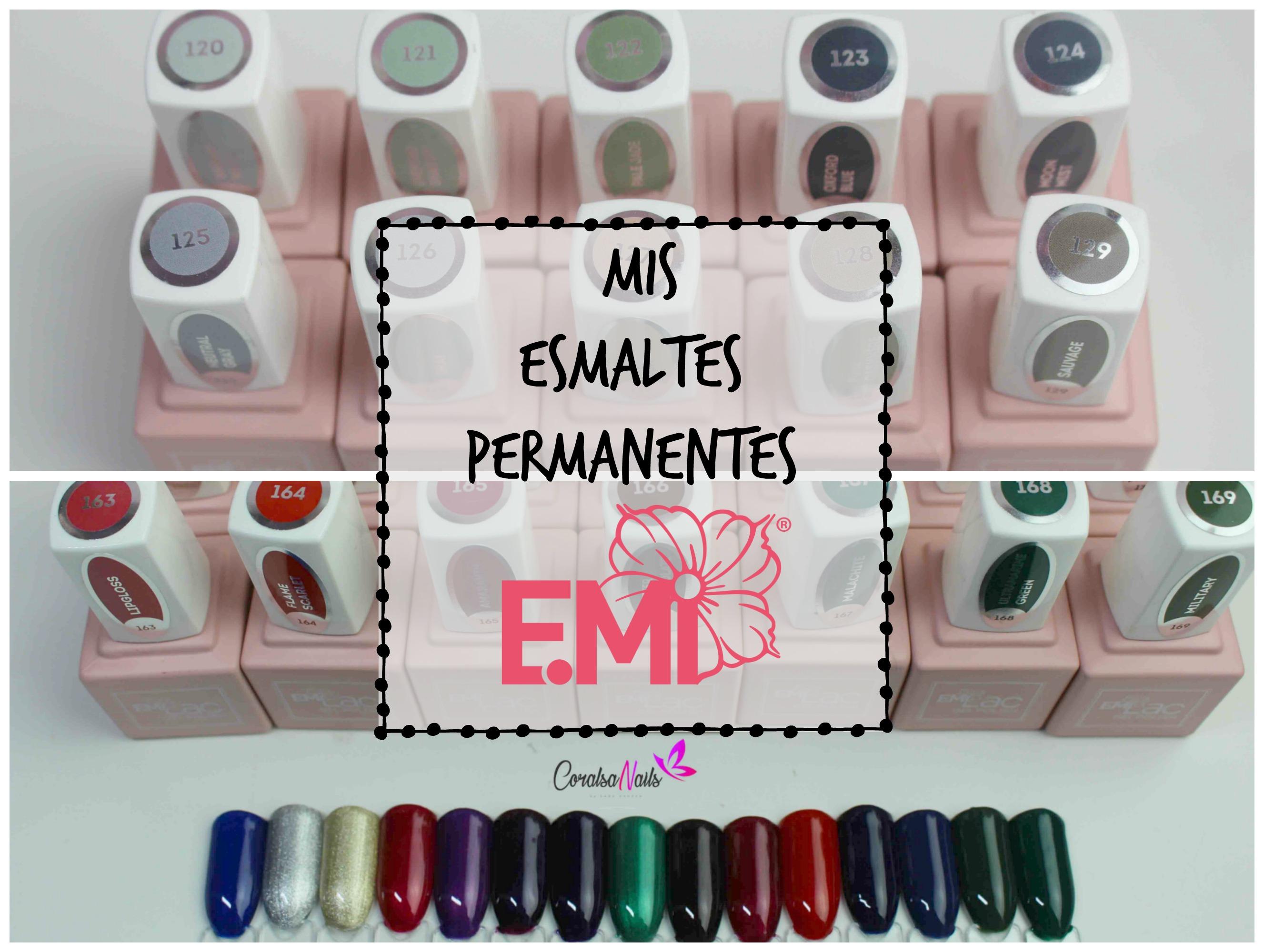 Colección Esmaltes EMI (Mi opinión)
