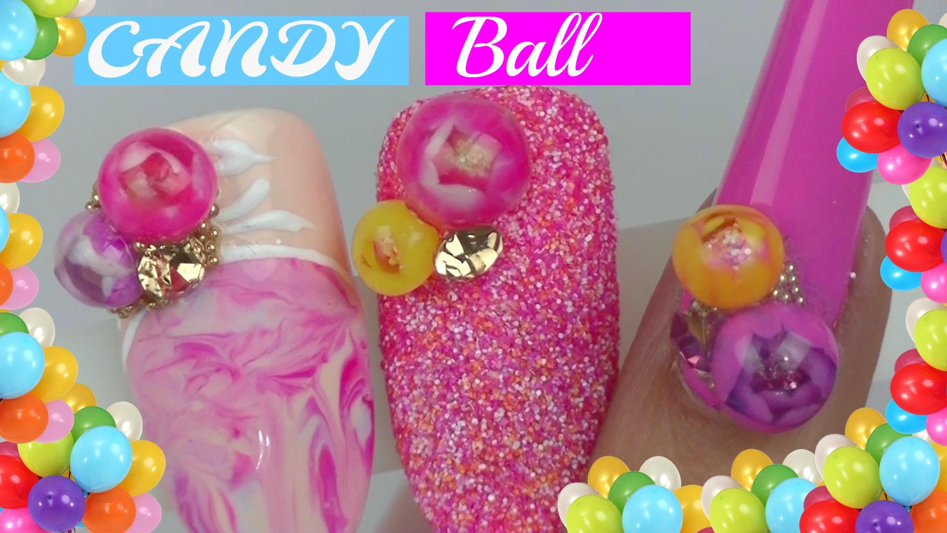 Candy Ball (Tutorial paso a paso)