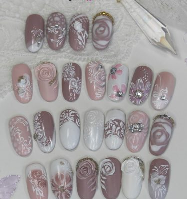 Curso Wedding Nails