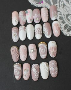 Taller Decoración Weddings Nails