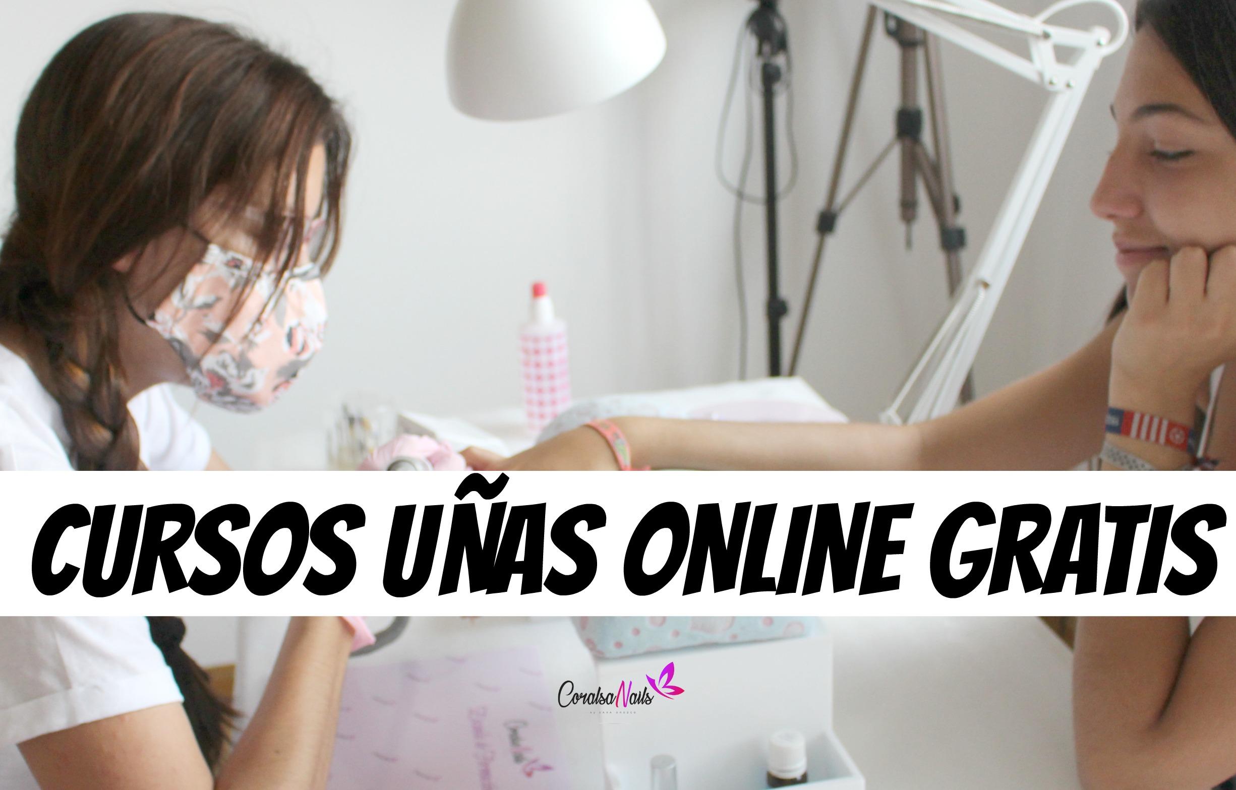 Curso Online Gratis de Uñas  ¡APÚNTATE!  Presentación