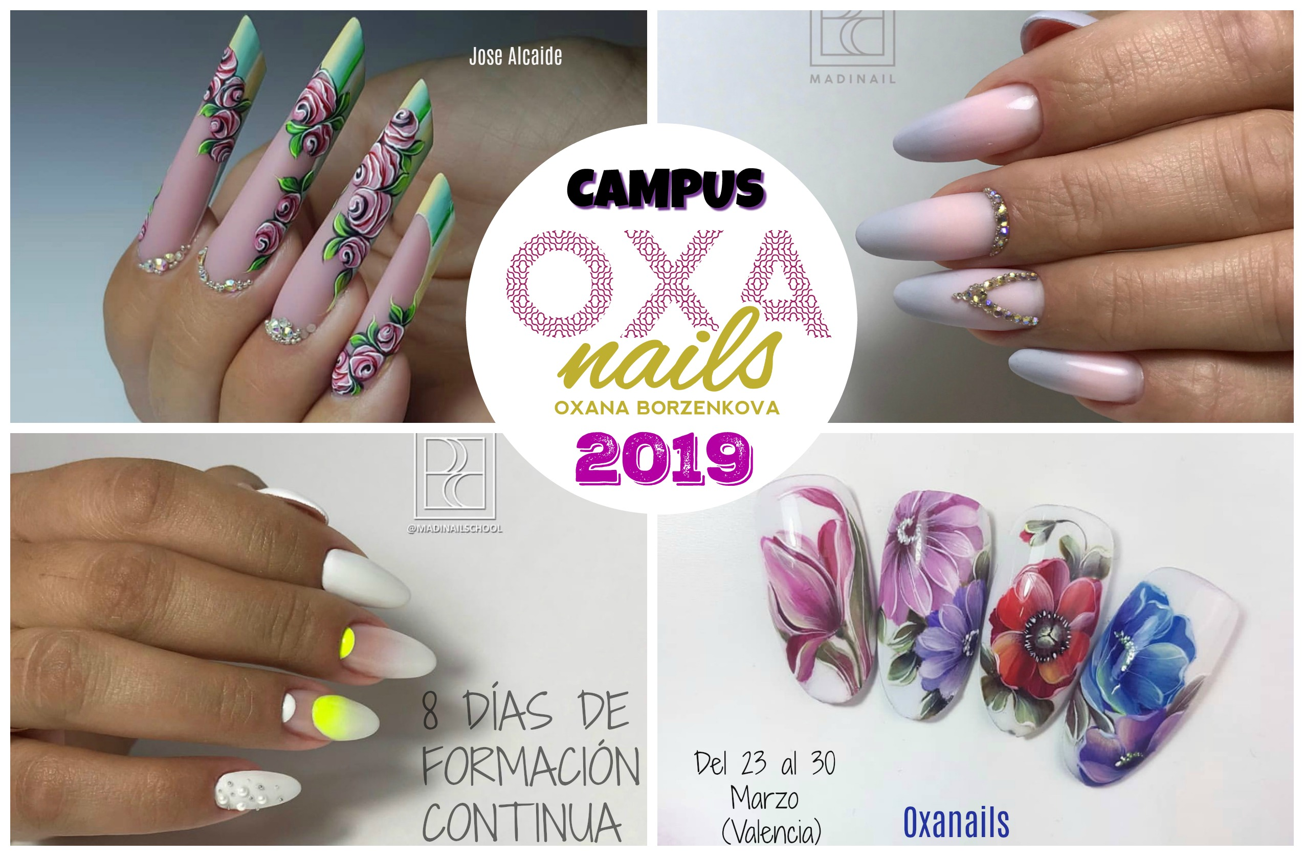 Campus Internacional Oxa Nails 2019