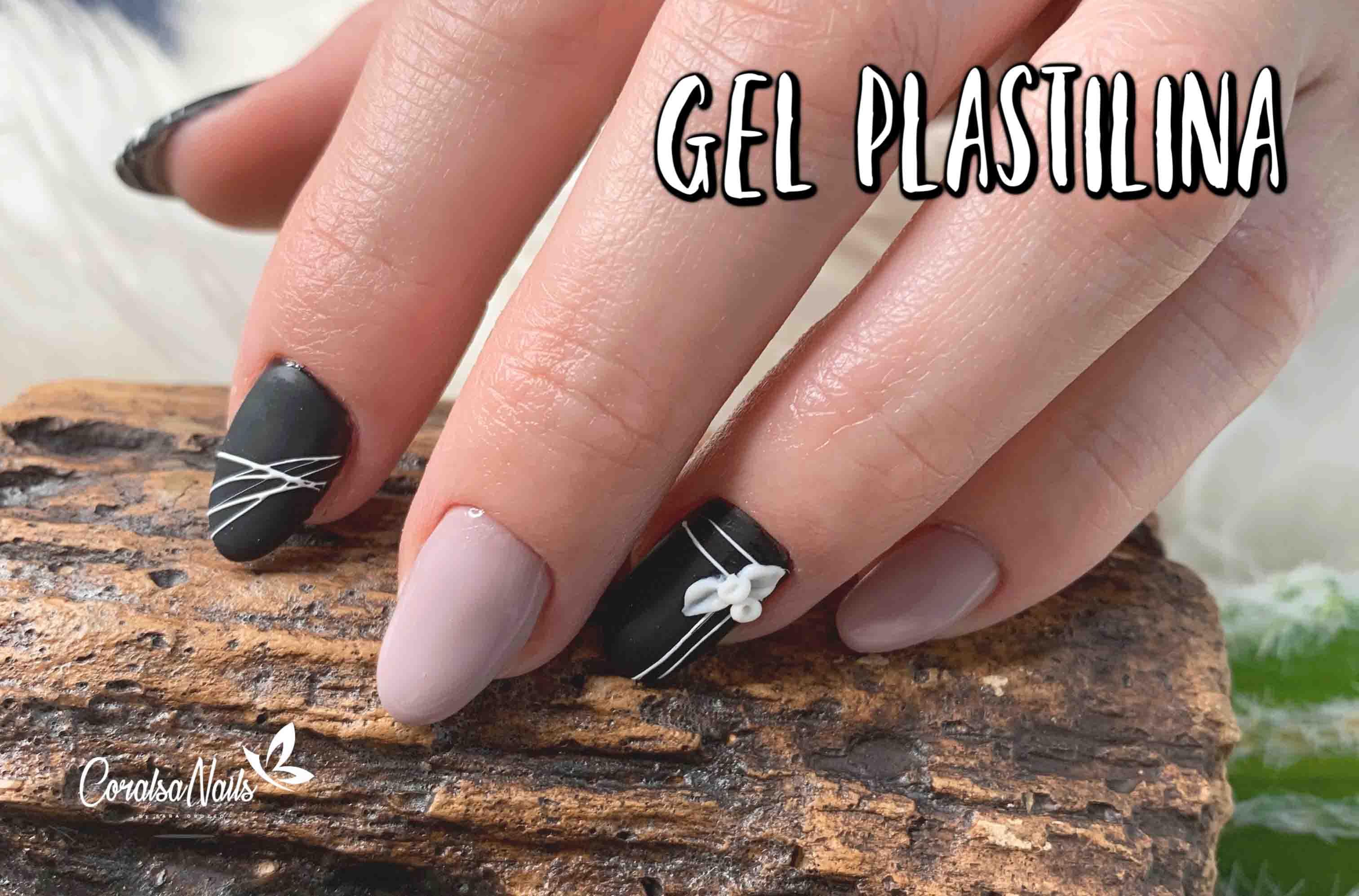 Diseño para Principiantes con Gel Plastilina