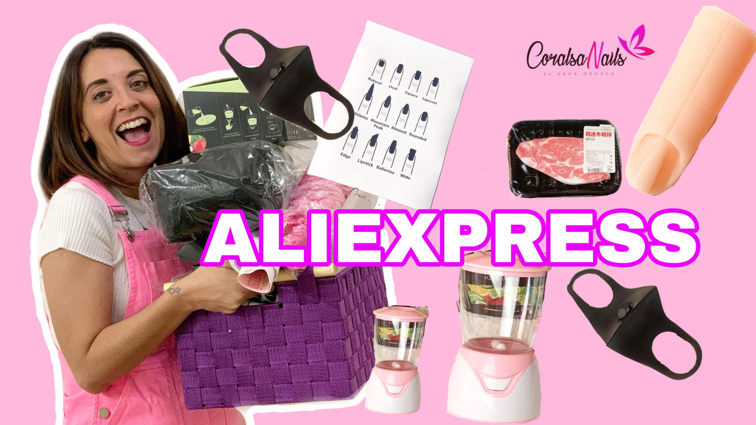 Decepciones y Descubrimientos en Aliexpress