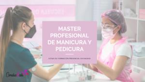MASTER PROFESIONAL DE MANICURA Y PEDICURA